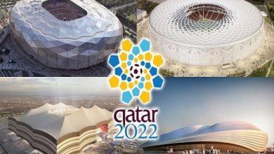 قطر تكشف الثلاثاء عن شعار مونديال 2022 بحملة رقمية وعرض عالمي
