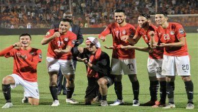 5 لاعبين من مصر الأوليمبي ضمن التشكيل المثالي لبطولة إفريقيا تحت 23