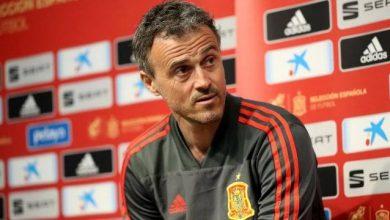 رسمياً.. لويس انريكي مدرباً لمنتخب إسبانيا