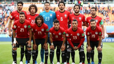 التشكيل المتوقع لمنتخب مصر أمام جزر القمر اليوم