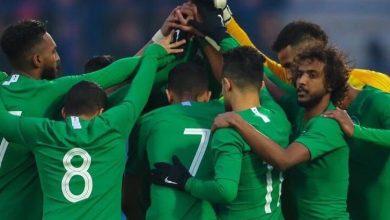 السعودية تفوز علي أوزباكستان في الدقائق الأخيرة