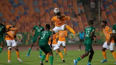 بعد الفوز علي زامبيا.. ساحل العاج تتأهل للدور نصف النهائي في كأس الأمم الإفريقية تحت 23 سنة