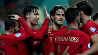 البرتغال تفوز علي لوكسمبورج في تصفيا أمم أوروبا