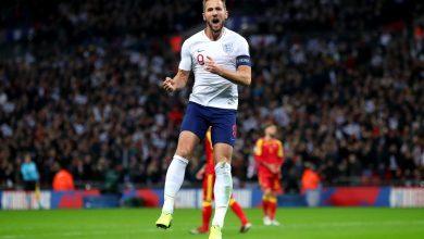 إنجلترا تفوز علي كوسوفو برباعية نظيفة خارج الميدان