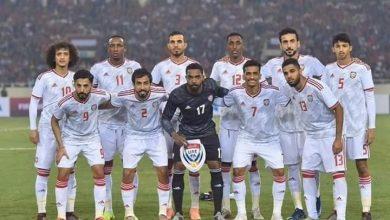 الإمارات تواجه العراق في مباراة المركز الأول.. تعرف علي تشكيلة الفريقين