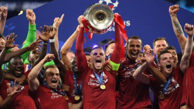 بالصور.. لحظة تتويج ليفربول بكأس العالم للأندية