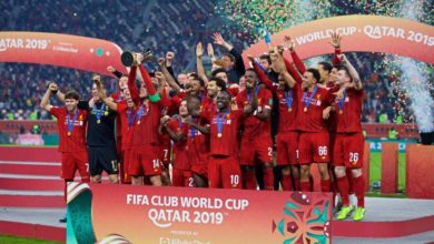 ليفربول بطلا لبطولة كأس العالم للأندية بعد فوزه علي فلامينجو