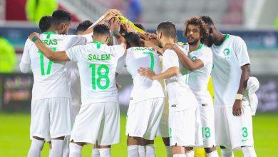 تعرف علي تشكيل الأخضر السعودي لمواجهة قطر