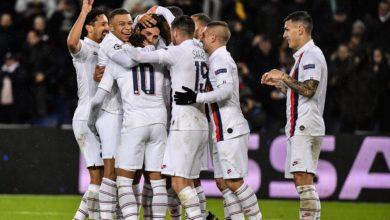 تشكيل باريس لمواجهة لومان في كأس فرنسا