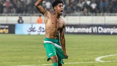 بهدف حميد أحداد.. الرجاء يفوز علي الوداد في ديربي كازابلانكا