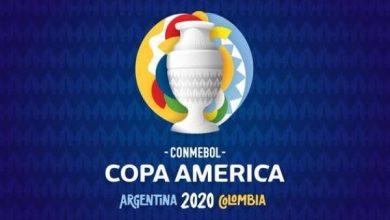 تعرف علي القرعة الرسمية لكوبا أميريكا 2020