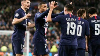 باريس يفوز بسهولة علي لومان ويصعد لدور الثمانية في كأس فرنسا