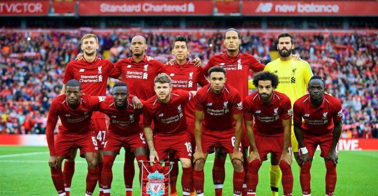 ليفربول بالقوة الضاربة اليوم
