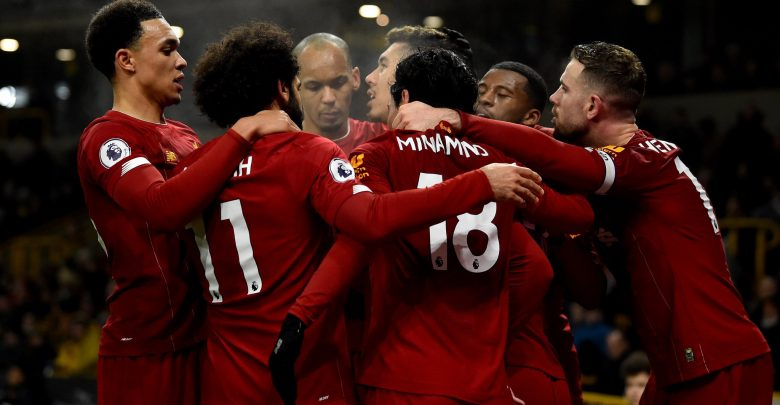 قناة مفتوحة تنقل مباراة ليفربول ضد بيرنلي