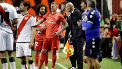 ريال سوسيداد يسقط مدريد على أرضه ويتأهل لنصف نهائي كأس الملك
