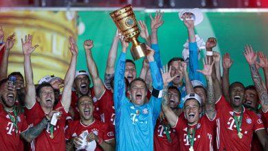 بايرن ميونخ يتوج بطلا لكأس ألمانيا علي حساب ليفركوزن