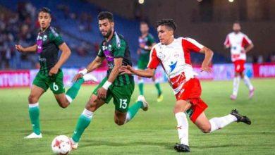 """إصابات لاعبين بكورونا تؤجل 3 مباريات في """"الدوري المغربي"""""""