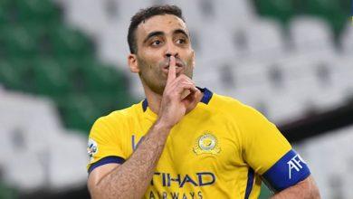 """التعاون السعودي """" بقيادة كارتيرون """" يودع دوري أبطال آسيا بعد الخسارة من النصر السعودي بهدف نظيف."""