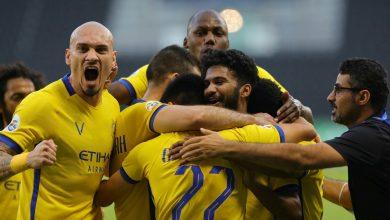 النصر السعودي يتأهل لنصف نهائي دوري أبطال ٱسيا علي حساب نظيره الأهلي السعودي