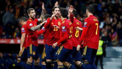 في الدقيقة الأخيرة.. إسبانيا تتعادل امام ألمانيا بدوري الأمم الأوربية