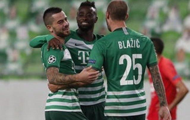 بطاقات بالجملة وتعادل في الدقيقة الاخيره عنوان مباراة دينامو كييف و فيرينكفاروسي في دوري الأبطال