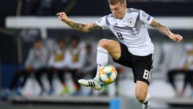 رقم قياسي جديد لتوني كروس مع الألمان وسويسرا تكسر عقدة ألمانيا منذ 2016