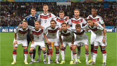 بعد المعاناه ألمانيا يحسم التعادل امام سويسرا بشق الأنفس