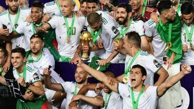 التعادل الإيجابي يحسم موقعة الجزائر والمكسيك