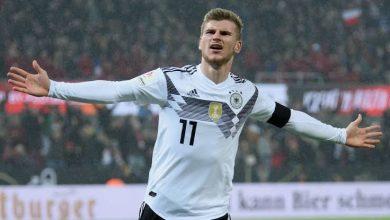استبعاد تيمو فيرنر من مباراة ألمانيا الدولية الودية أمام تركيا