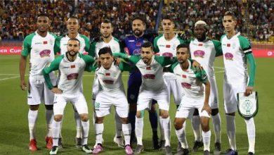 الرجاء يحسم لقب الدوري المغربي في الدقائق القاتلة