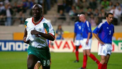 أحزان كرة القدم لا تتوقف وهذه المرة بوفاة نجم الكرة السنغالية