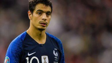 استبعاد وسام بن يدر من قائمة المنتخب الفرنسي بعد اصابته بكورونا