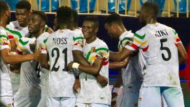 مالي تتصدر المجموعة الأولى في التصفيات بفوز على ضيفتها ناميبيا
