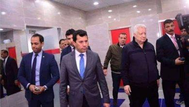 وزير الرياضة يحق لمنصور الترشح من جديد لرئاسة الزمالك بشرط وحيد