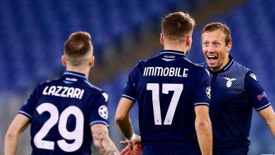 عاجل | لاتسيو يتأهل الي دور 16من دوري أوروبا بعد الفوز علي زينيت