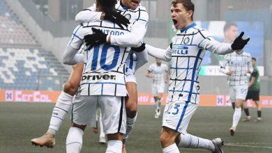 بعد الخسارة من الريال.. إنترميلان يقسو على ساسولو في الدوري بثلاثيه