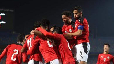 منتخب مصر يفوز على المنتخب البرازيلي بهدفين