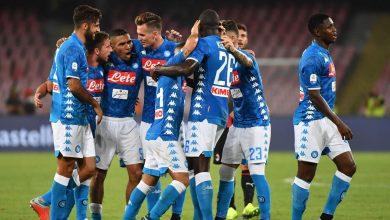 عاجل|نابولي يسحق نادي رييكا بثنائية في الدوري الأوروبي
