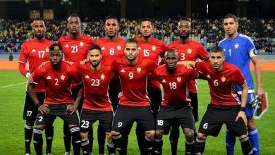 تشكيلة منتخب ليبيا أمام منتخب غينيا في تصفيات الامم الافريقيا