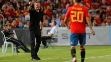 إنريكي يستدعي للمنتخب الإسباني أسينسيو بعد إصابة فاتي
