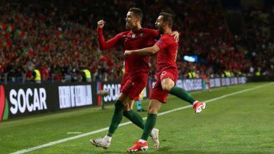 البرتغال بطل أمم أوروبا في مواجهة منتخب كرواتيا