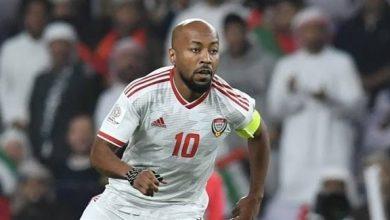 إسماعيل مطر يفاجئ الجميع بعد إستبعاده من قائمة منتخب الإمارات