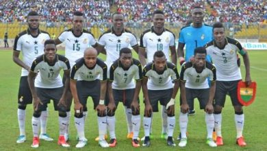 غانا تقسو علي السودان بثنائية نظيفة
