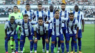 تشكيلة نادي بورتو من أجل مواجهة مارسيليا في دوري الأبطال