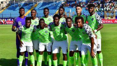 تشكيلة منتخب نيجيريا من أجل مواجهة سيراليون في تصفيات تصفيات أمم أفريقيا
