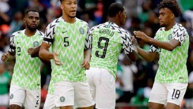 مباراة تحديد المصير منتخب نيجيريا يواجه منتخب سيراليون في تصفيات أمم أفريقيا