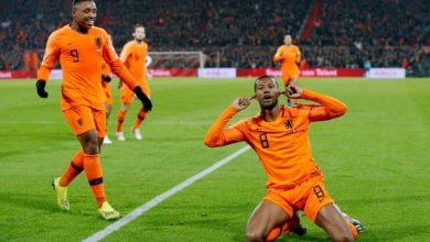 هولندا تضرب البوسنة والهرسك بثلاثية