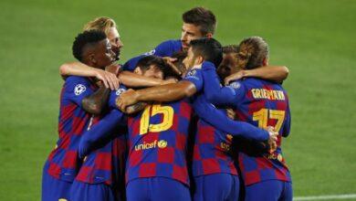 تعرف على موعد مباراة برشلونة ضد إيبار والقنوات الناقلة