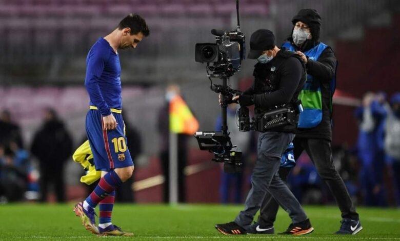 """ميسي يعطي الأمل لجماهير برشلونة: """"أنا الآن بحالة جيدة"""""""