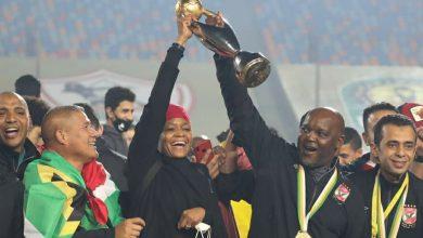 زوجته: موسيماني يعشق البطولة مثل ابناؤه.. الأولي من الزمالك والثانية كذلك